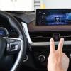 评测君马SEEK 5手势控制使用介绍及君马SEEK5中控屏幕功能使用体验