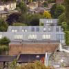 Hayhurst and Co为设计师的住宅和工作室创造吊篮式屋顶