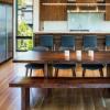 建筑为波特兰家庭创造了一个声学上彼此分离的空间