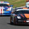 柴郡Oulton Park赛道的Fosters赛车是除两名车手之外所有车手的新手