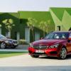 Mercedes E-Class更新包括新的信息娱乐系统和4x4柴油版本