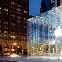 苹果在第五大街的零售空间一直处于征地阶段